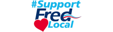 #SupportFredLocal