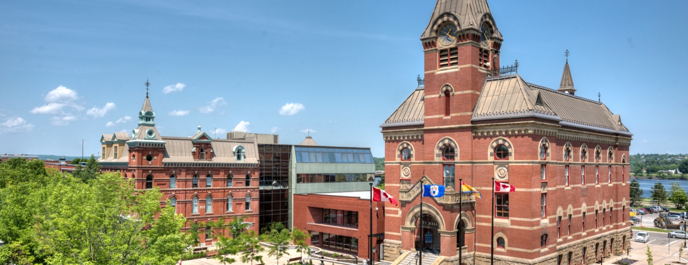 Smart City Challenge >> City Hall | City of Fredericton